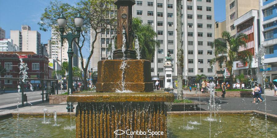 Praça Zacarias - Curitiba Space