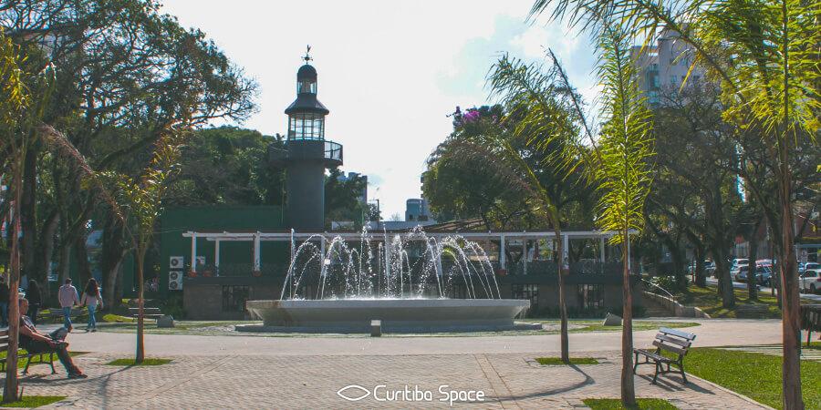 Praça da Espanha - Curitiba Space