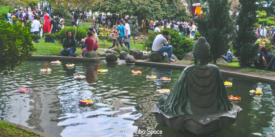 Praça do Japão - Curitiba Space