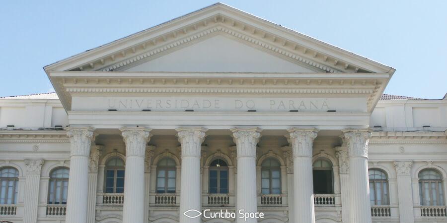 Prédio Histórico da Universidade Federal do Paraná (UFPR) - Curitiba Space