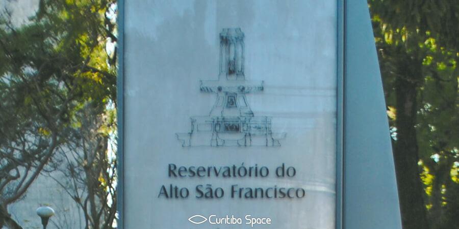 Reservatório do Alto São Francisco - Curitiba Space