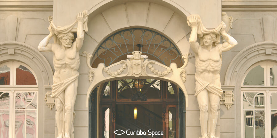 SESC Paço da Liberdade - Curitiba Space