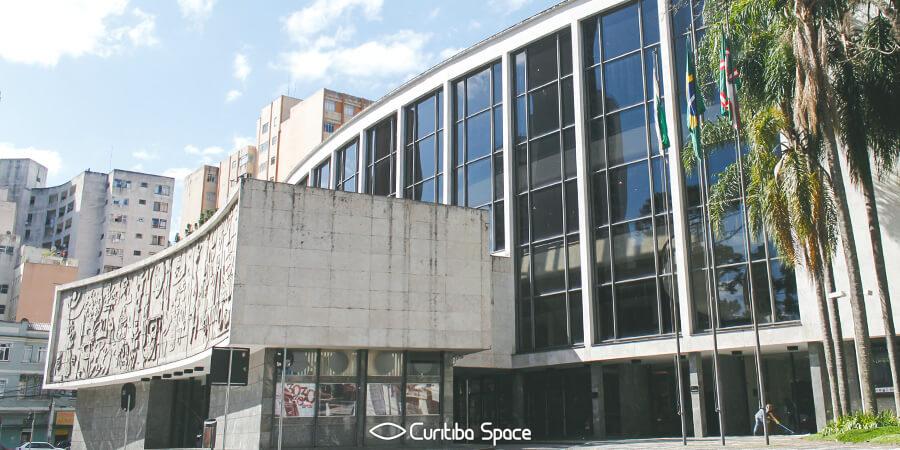 Teatro Guaíra - Curitiba Space