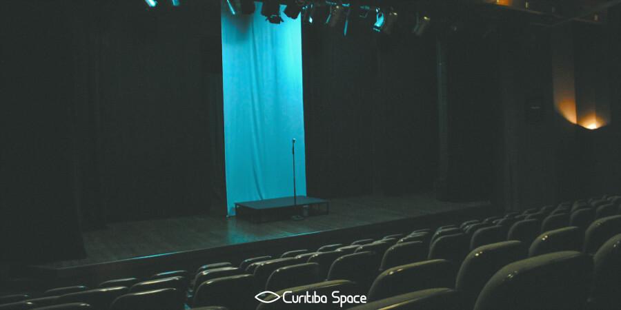 Teatro José Maria Santos - Curitiba Space