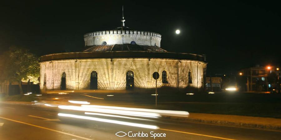 Teatro Paiol - Curitiba Space