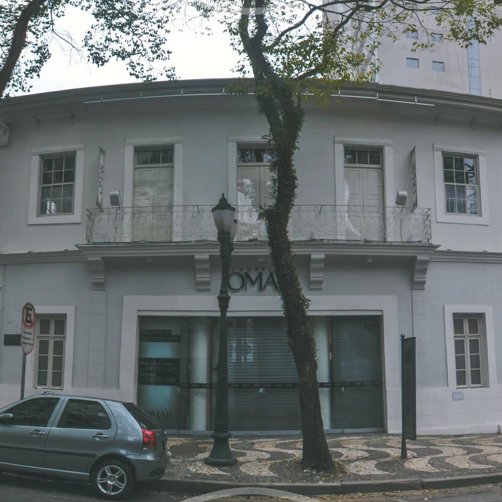 Primeira Sede Da Universidade Do Paraná