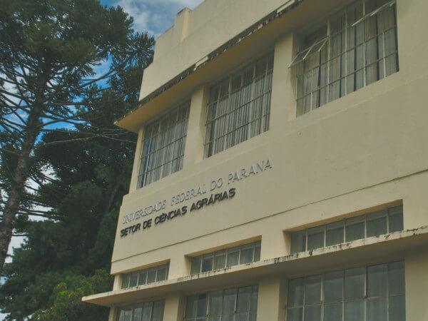 Campus I Da Universidade Federal Do Paraná (UFPR)