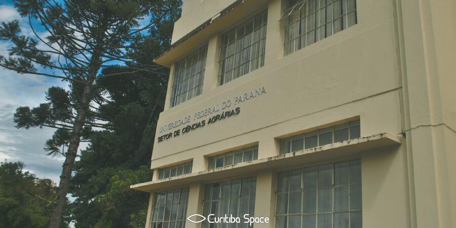 Universidade Federal do Paraná - Campus I da Universidade Federal do Paraná - UFPR - Curitiba Space