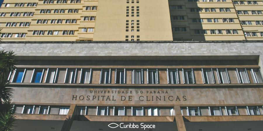 Universidade Federal do Paraná - Campus II da Universidade Federal do Paraná - UFPR - Curitiba Space