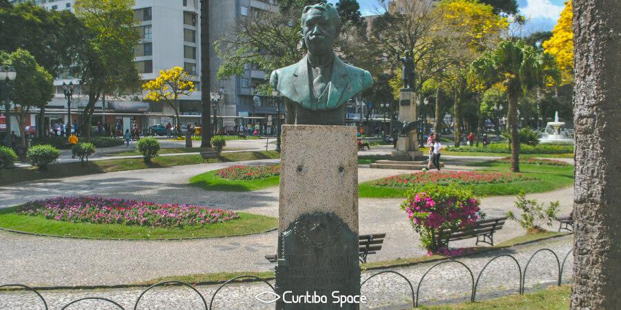 Universidade Federal do Paraná - UFPR - Quem Foi - Nilo Cairo - Curitiba Space
