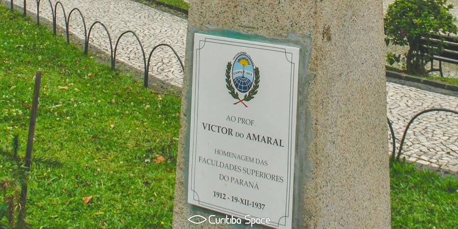 Universidade Federal do Paraná - UFPR - Quem Foi - Victor Ferreira do Amaral - Curitiba Space