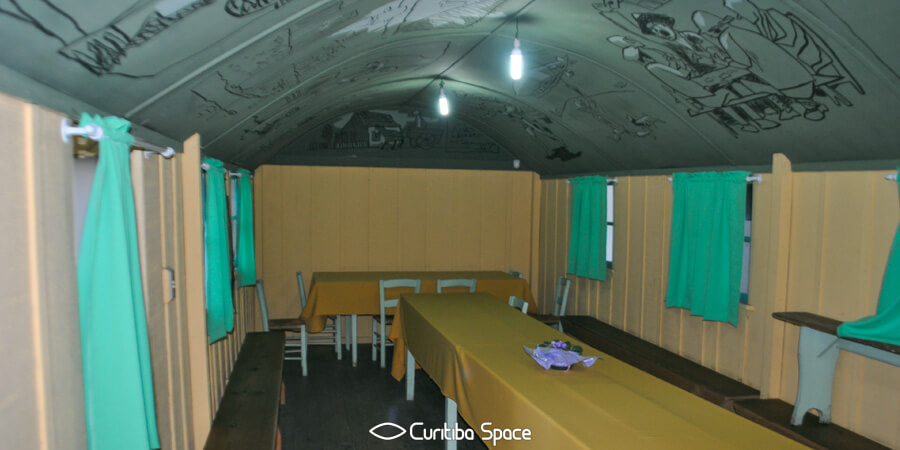 Vagão do Armistício - Curitiba Space