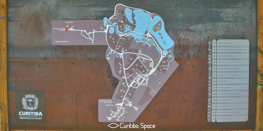 Zoológico de Curitiba - Curitiba Space