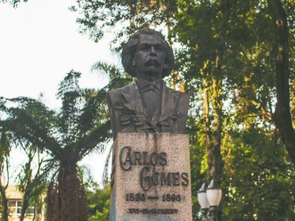 Quem Foi: Carlos Gomes