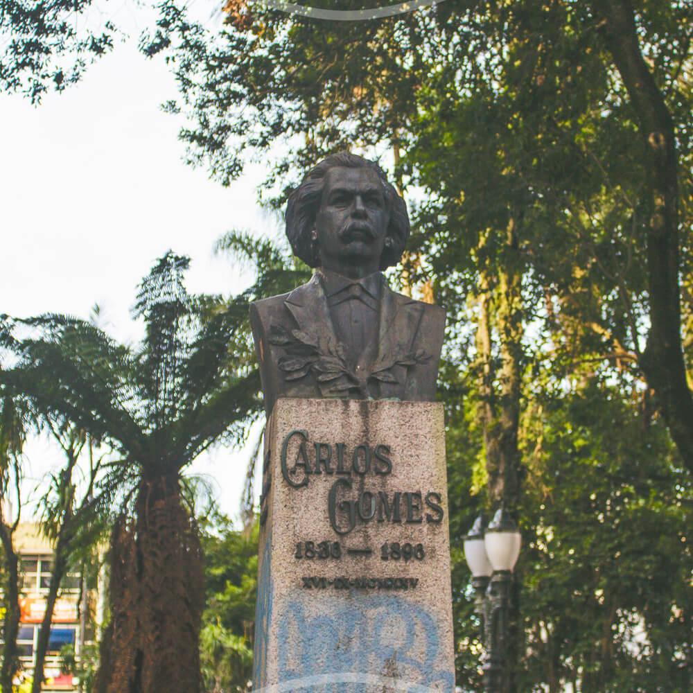 11 De Julho: Nascimento De Carlos Gomes