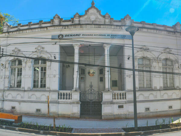 Antigo Grupo Escolar Cruz Machado