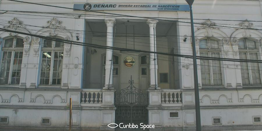Antigo Grupo Escolar Cruz Machado - Curitiba Space
