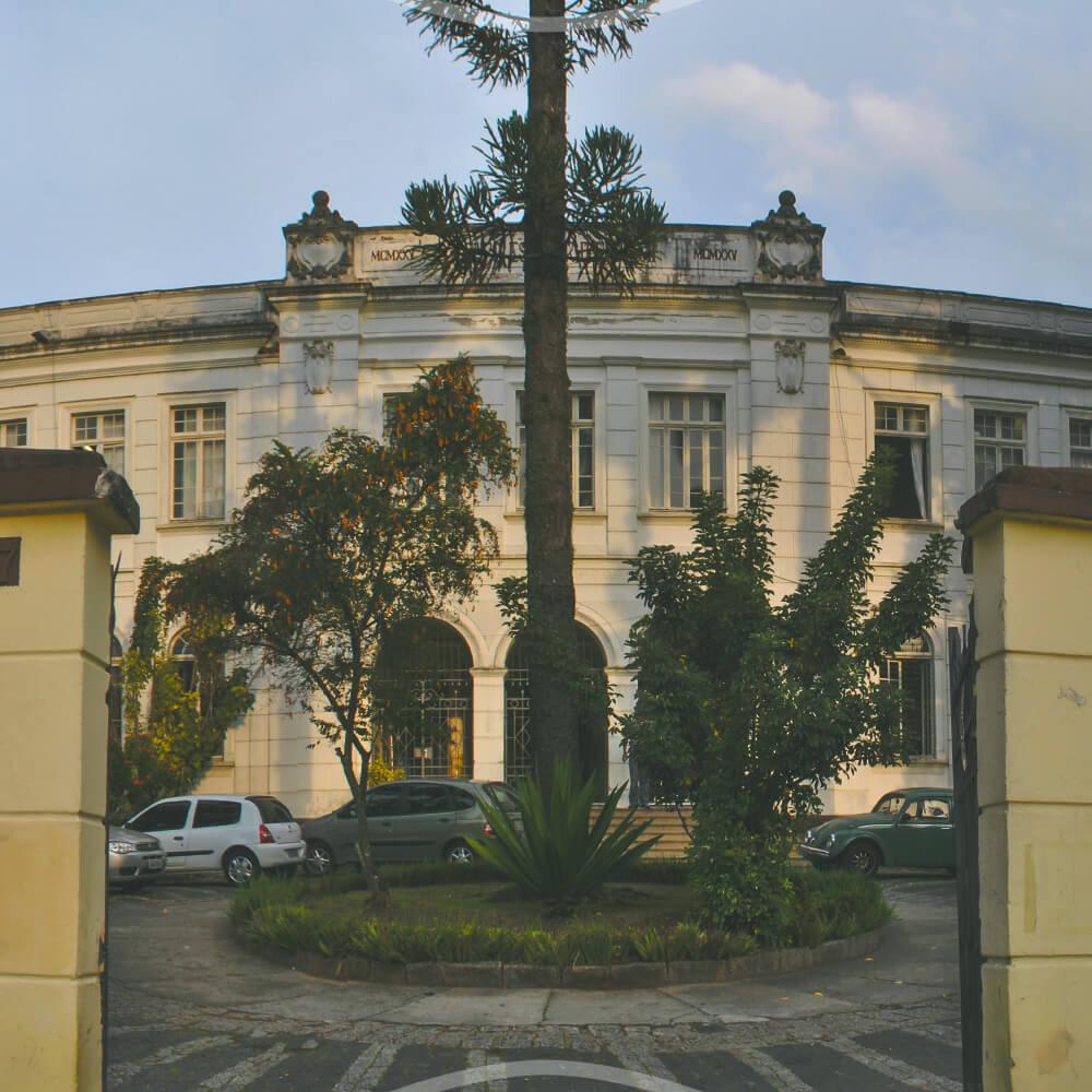 Antigo Grupo Escolar Dom Pedro II
