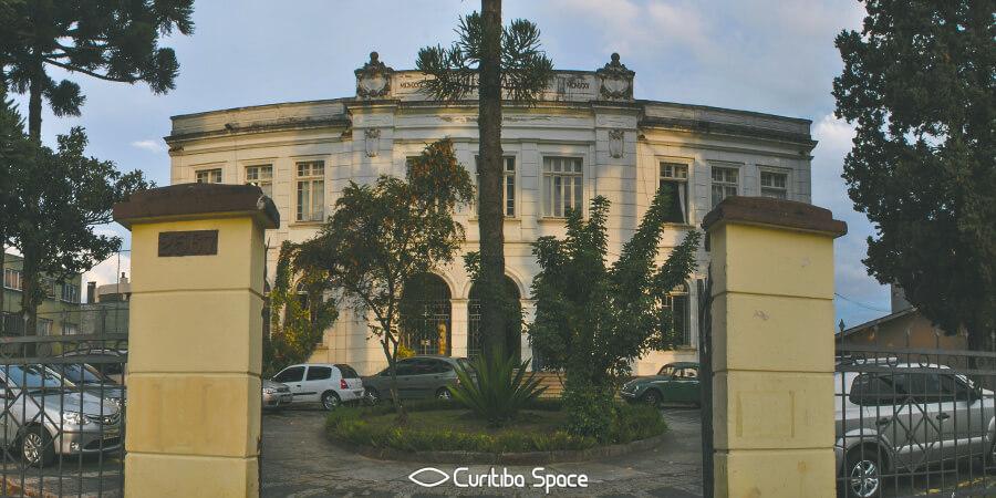 Antigo Grupo Escolar Dom Pedro II - Curitiba Space