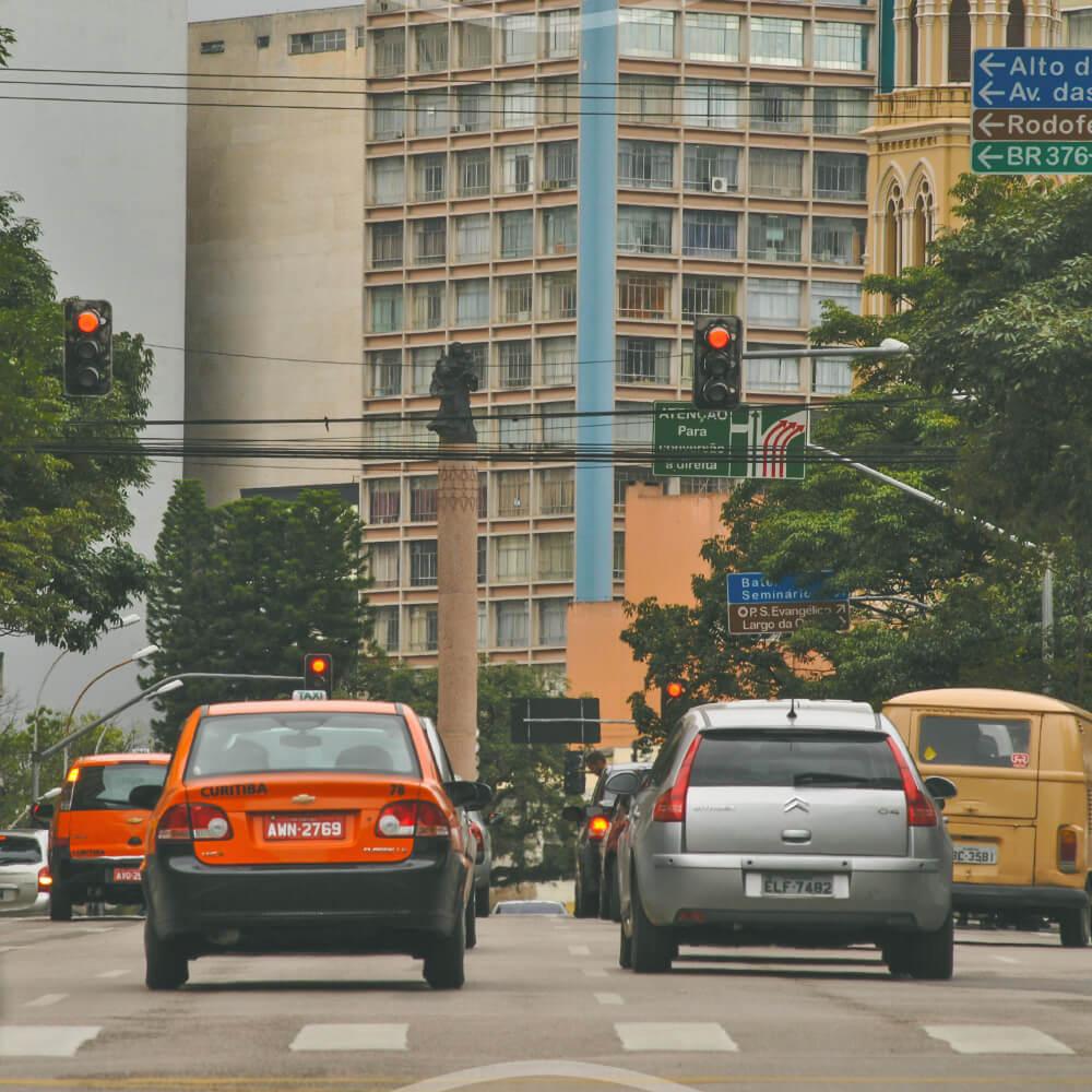 Rua Barão Do Serro Azul
