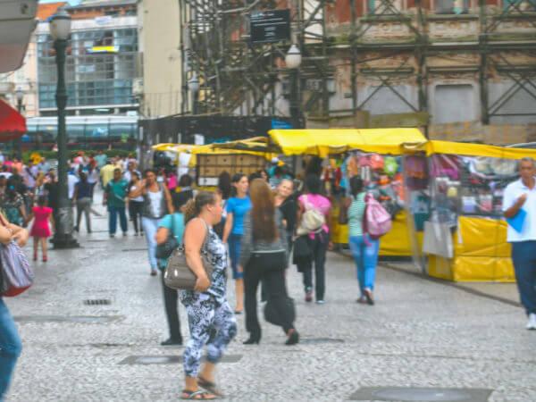 Rua José Bonifácio