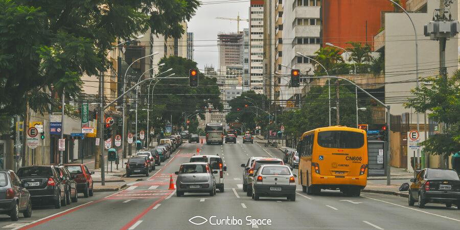 As primeiras ruas de Curitiba - Rua Marechal Deodoro - Curitiba Space