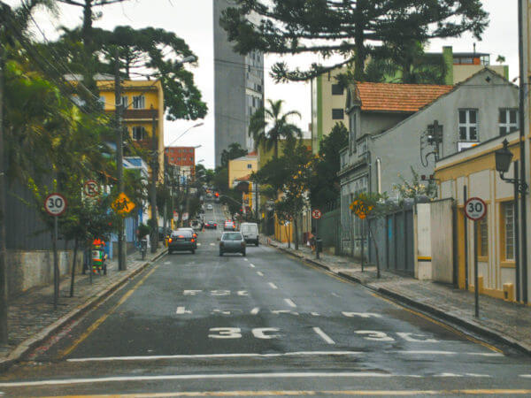 Rua Presidente Carlos Cavalcanti