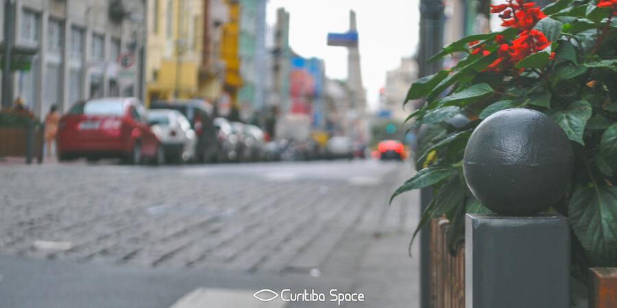 As primeiras ruas de Curitiba - Rua Riachuelo - Curitiba Space