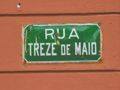 Rua Treze De Maio