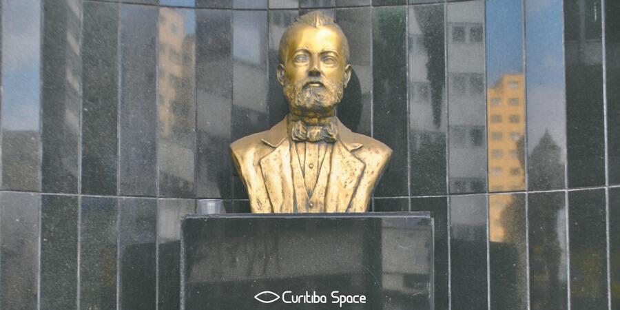 Quem foi: Barão do Serro Azul - Associação Comercial do Paraná ACP - Curitiba Space