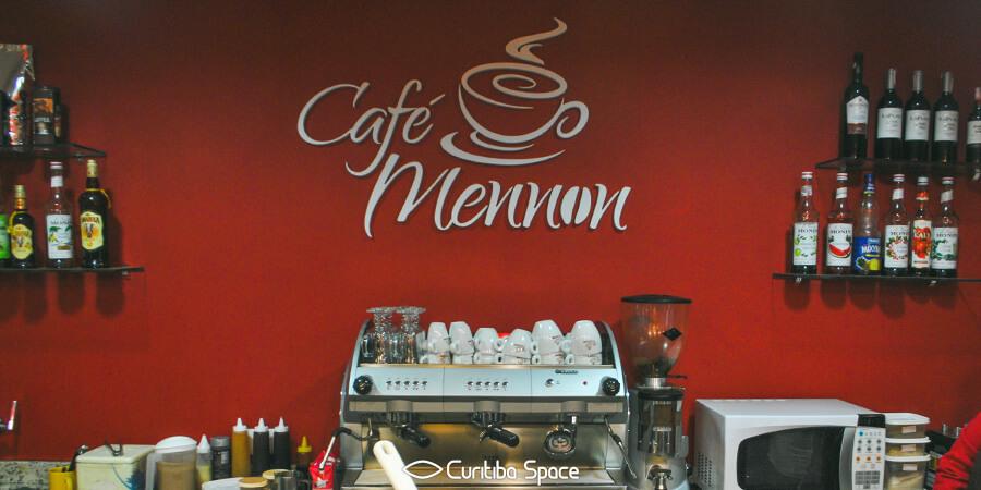 Café Mennon - Gastronomia Curitiba - Curitiba Space