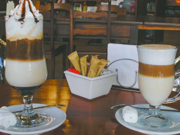 Café E Livraria Solar Do Rosário