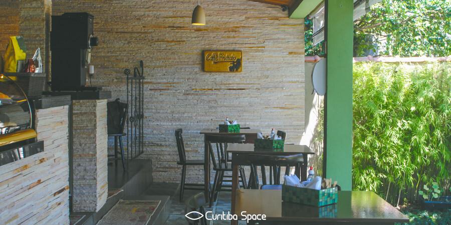 Caffè Fruttato - Gastronomia Curitiba - Curitiba Space