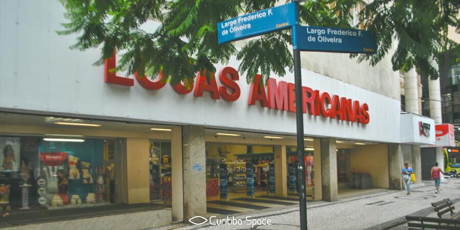 Cinemas Antigos de Curitiba - Cine Arlequim - Curitiba Space