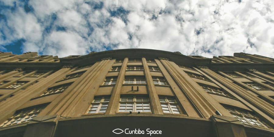 Cinemas Antigos de Curitiba - Cine Palácio - Curitiba Space