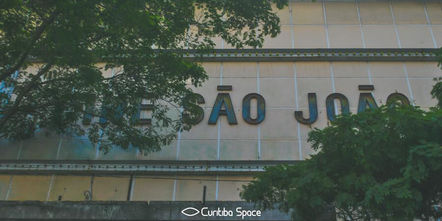 Cinemas Antigos de Curitiba - Cine São João - Curitiba Space