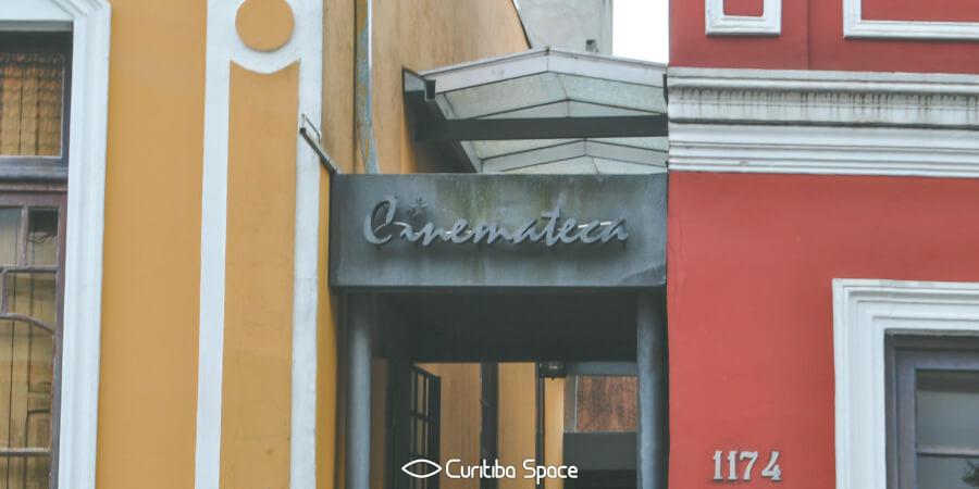 Cinemas Antigos de Curitiba - Cinemateca de Curitiba - Curitiba Space