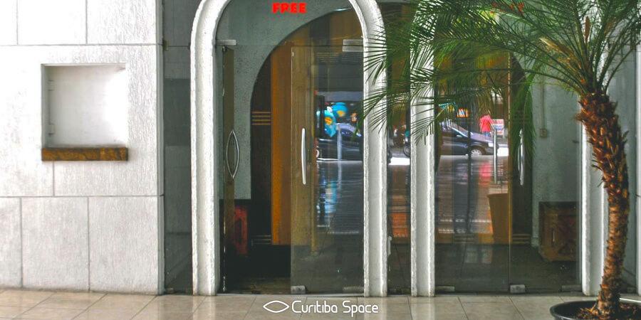 Cinemas Antigos de Curitiba - Cine Condor - Curitiba Space