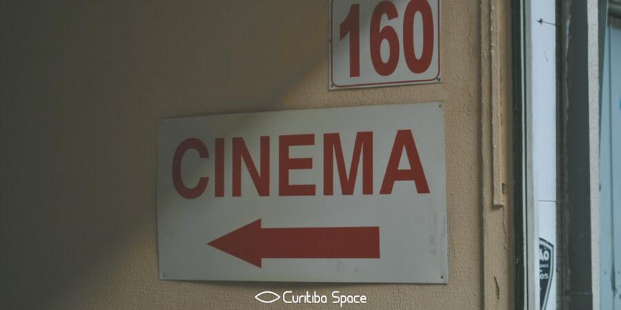 Cinemas Antigos de Curitiba - Cine Lido - Curitiba Space