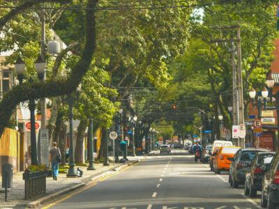 Conjunto Urbano Da Rua Comendador Araújo
