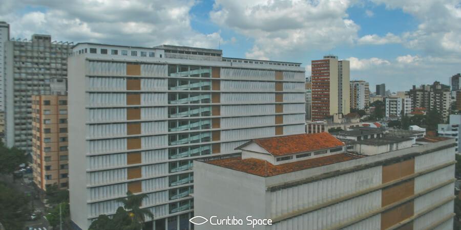Conjunto de Edifícios da Reitoria - Curitiba Space