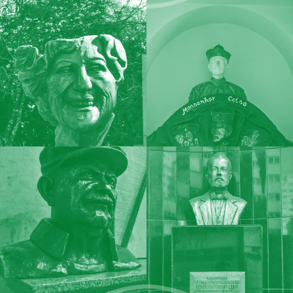 Estátuas De Curitiba