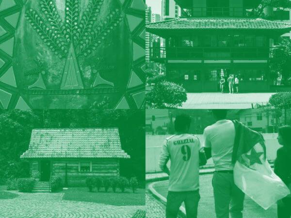 Homenagens Aos Imigrantes De Curitiba