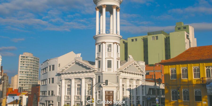 Especial Instituições Religiosas - 1ª Igreja Presbiteriana Independente de Curitiba - Curitiba Space
