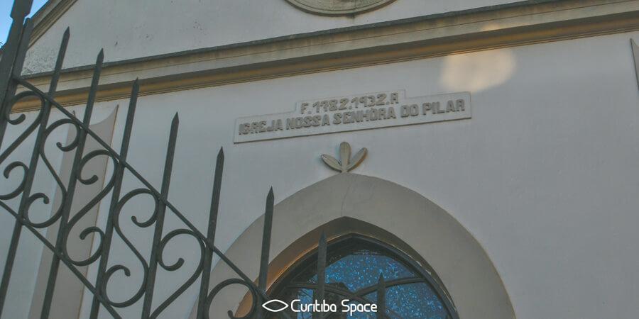 Especial Instituições Religiosas - Capela Nossa Senhora do Pilar - Curitiba Space