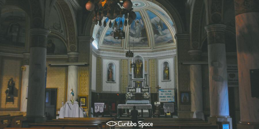 Especial Instituições Religiosas - Igreja Matriz de São José - Curitiba Space