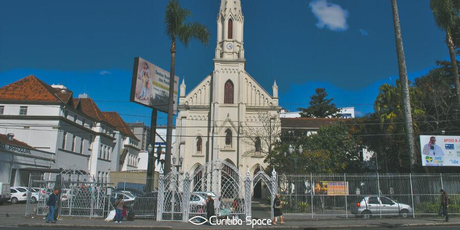 Especial Instituições Religiosas - Paróquia Bom Jesus dos Perdões - Curitiba Space