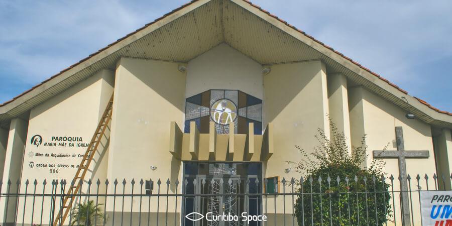 Especial Instituições Religiosas - Paróquia Maria Mãe da Igreja - Curitiba Space