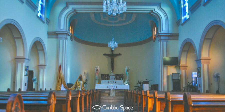 Especial Instituições Religiosas - Paróquia Nossa Senhora Aparecida - Curitiba Space