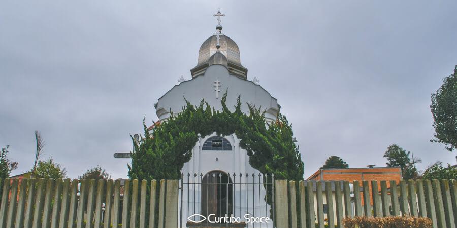 Especial Instituições Religiosas - Paróquia Ortodoxa Ucraniana de São Miguel Arcanjo - Curitiba Space